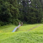 滝谷森林公園_滑り台