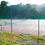 和島オートキャンプ場_テニスコート